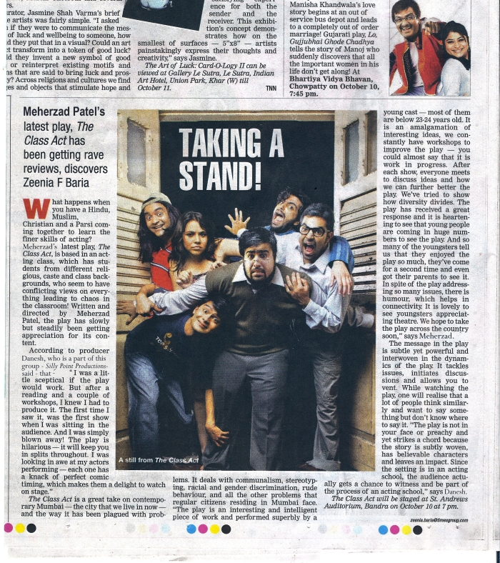 BOMBAY TIMES 7-10-10