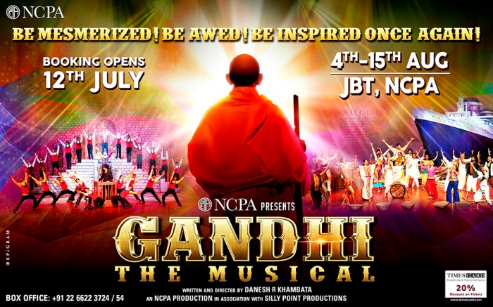 Gandhi The Musical