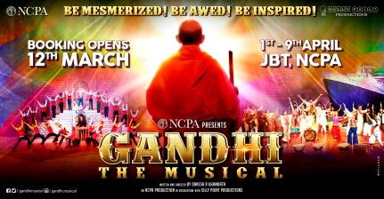 GANDHI The Musical