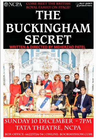 The Buckingham Secret