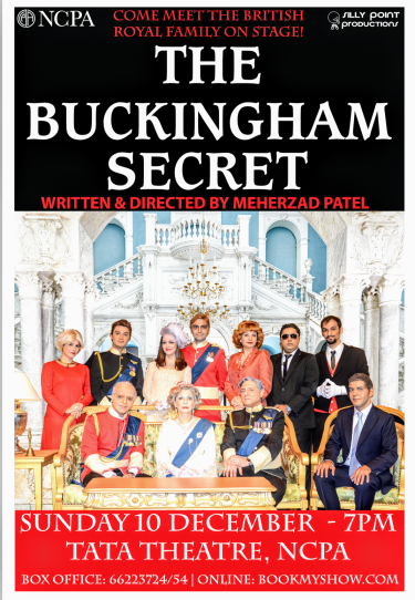 The Buckingham Secret